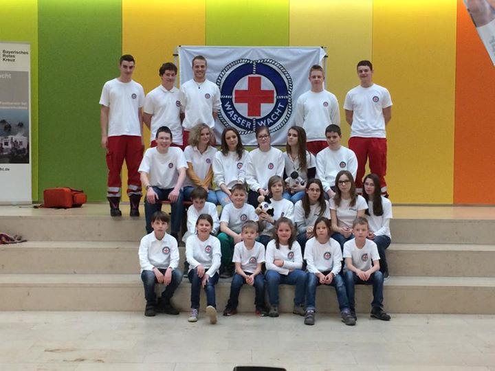 Gruppenfoto aller Teilnehmer und Betreuer!