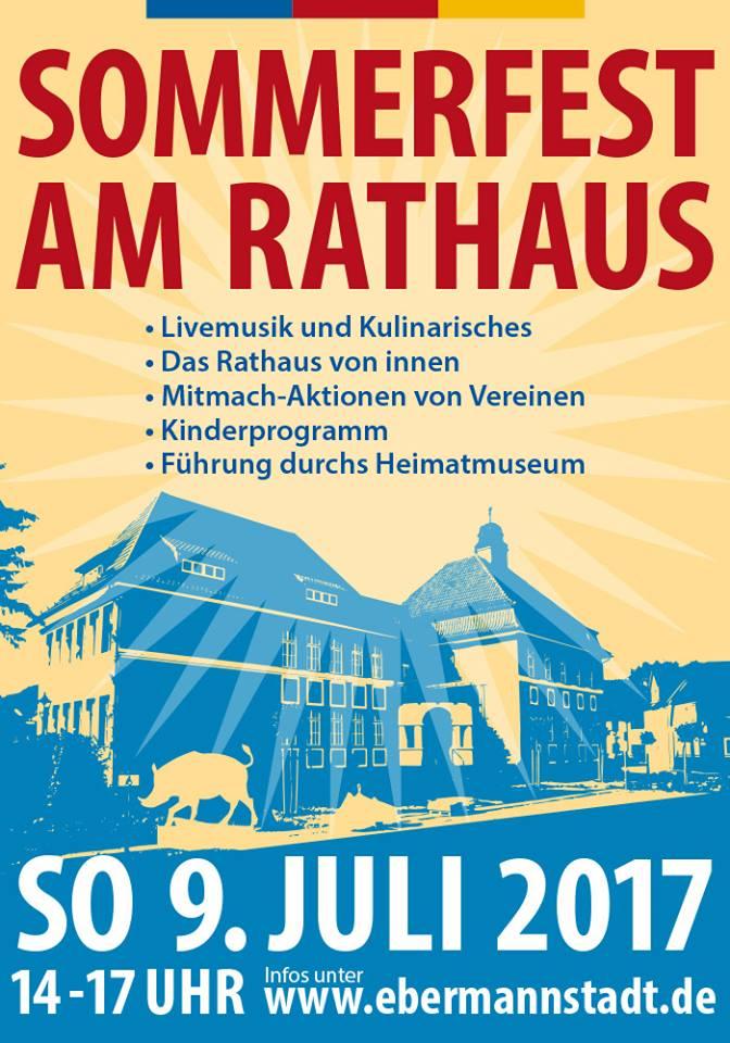 Sommerfest_Rathaus